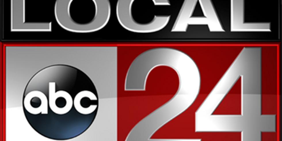 Media Appearance: WATN TV 24 (ABC)