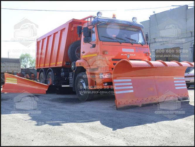 КДМ КАМАЗ-6520