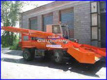 Лаповый снегопогрузчик СЛП-206МУ