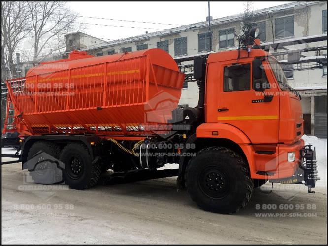 КДМ КАМАЗ-43118