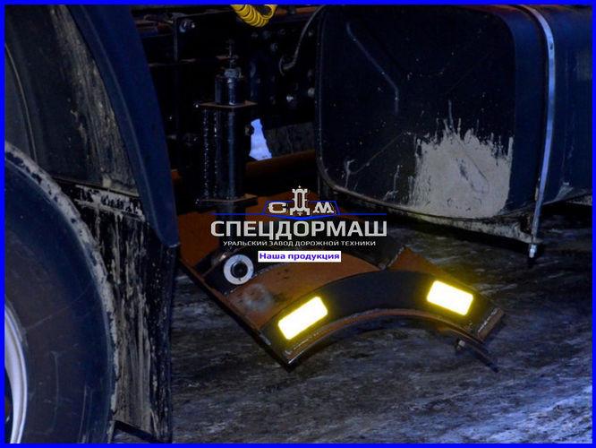 СРЕДНИЙ (ГРЕЙДЕРНЫЙ) ОТВАЛ СДМ.ОСГ