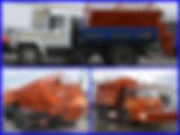 СДМ.ПСР Пескоразбрасывающее оборудование КДМ