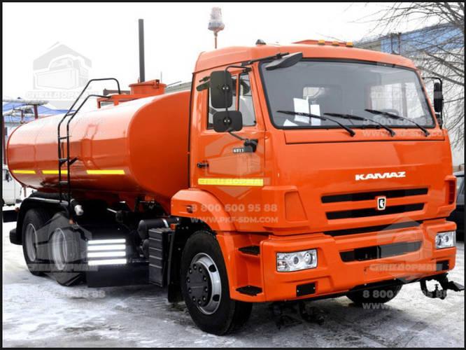 КДМ КАМАЗ-65115