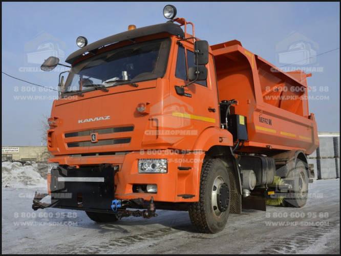 КДМ КАМАЗ-53605