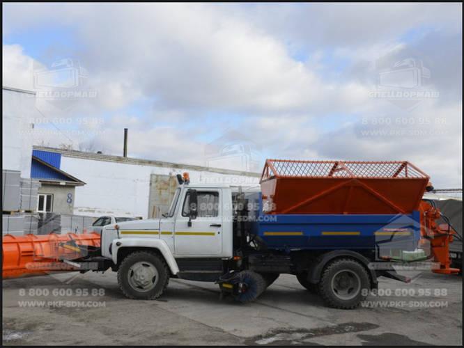КДМ ГАЗ-3309