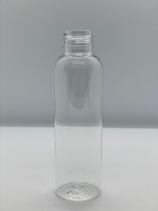 120ml PET Clear Bottle