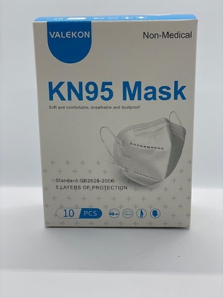 KN95 Non medical face mask (10 pack)