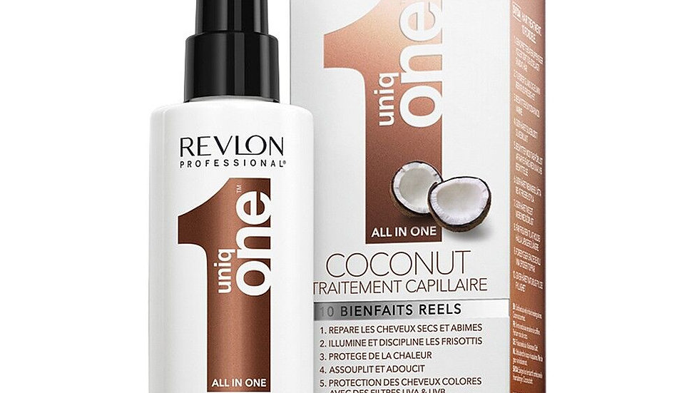 Uniq One leave in conditioner spray (Coconut)