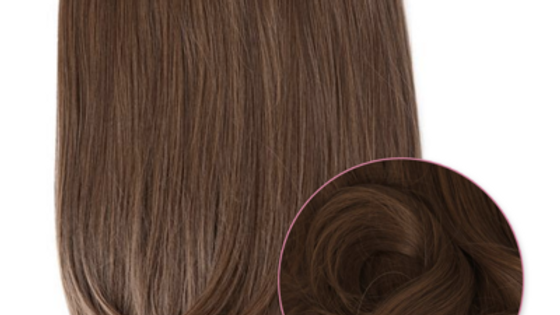 Hair choice backstage weft - Mocha