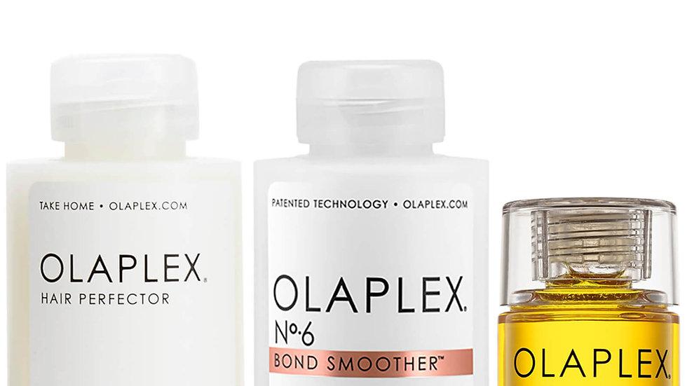 Olaplex No. 3, No. 6 and No. 7 Trio