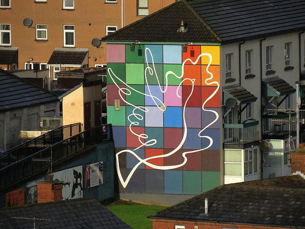'Peace Mural' - The Bogside Artists