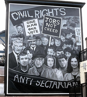 'Civil Rights' - The Bogside Artists