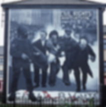 'Bloody Sunday' - The Bogside Artists