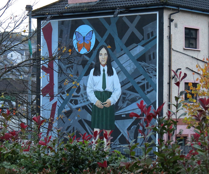 'Annette' - The Bogside Artists
