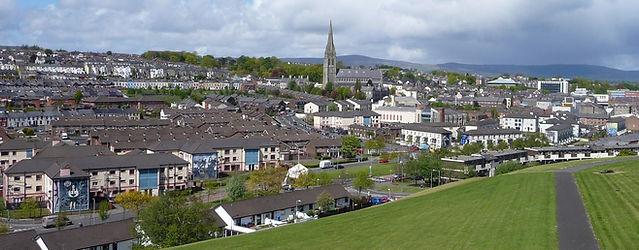 Rossville street, Derry
