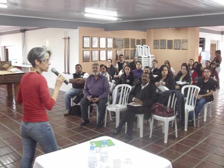 Palestra no Sindicato dos Trabalhadores da Construção Civil