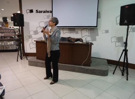 Papos & Ideias na Livraria Saraia