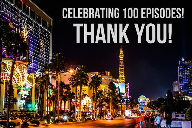 Celebrating 100 Episodes!
