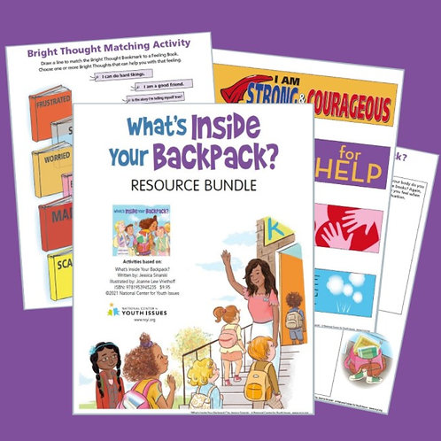 What's Inside Your Backpack? Resource Bundle