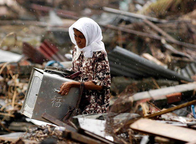 Women worse off when it comes to natural disasters