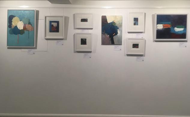 From the Halpern Gallery October 2018