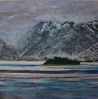 Lake Pukaki N .Z.