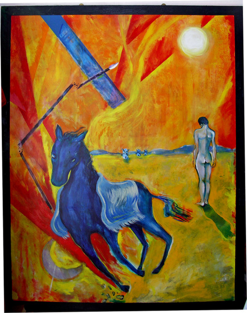 Donde Esta Don Quixote