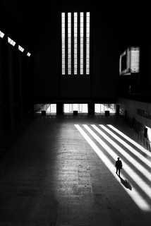 At the Tate Modern