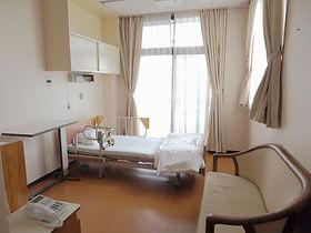 横田病院 病室