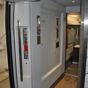 Fiberglass Interior Panels