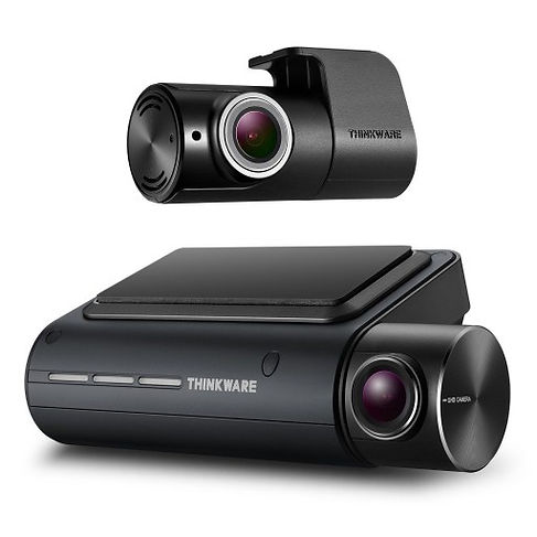 Thinkware Q800 Dash Cam fitted Londons b
