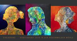 2. Kunstabend Rügenwalder Mühle 2016