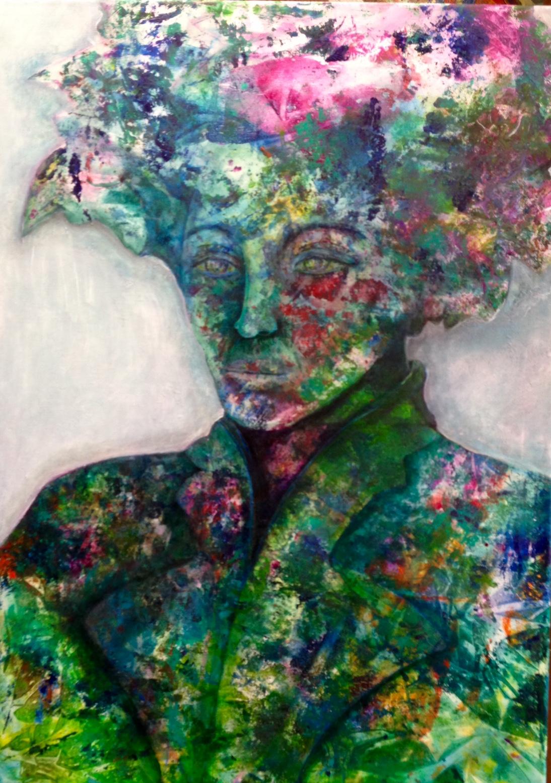 Blüten-Reich by Janett Brown