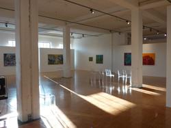 PAN kunstforum innen
