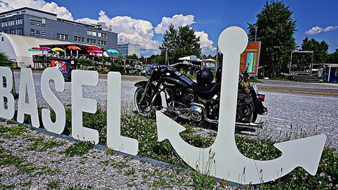Biker.Photo Basel