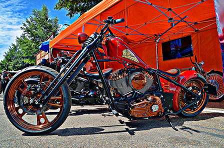 Biker.Photo_Indian