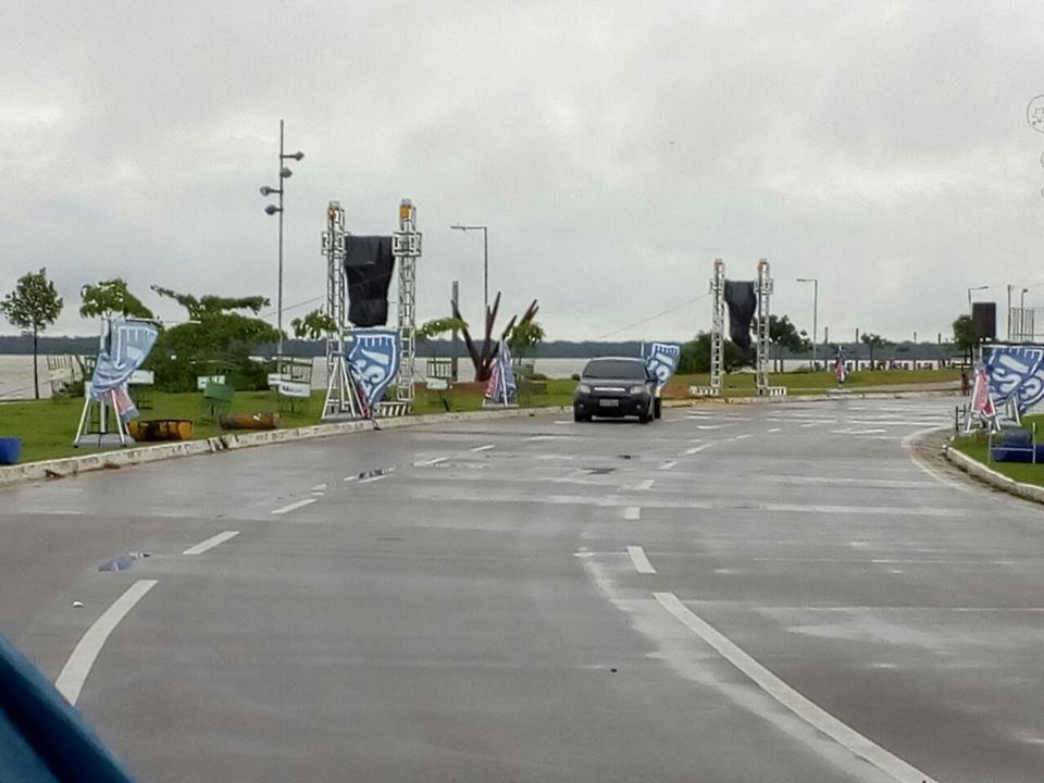 Torres Delay portal da Amazônia