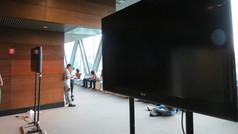 Locação de TVs e suportes