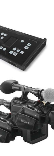Câmeras e Switchers
