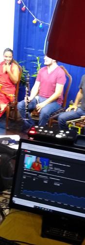 Live do Grupo Mercado do Choro
