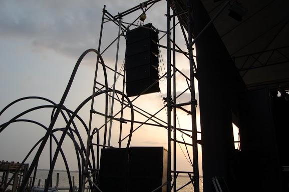 Sistema Line Array DAS