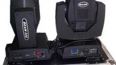 Moving Heads Beam - 5R e 7R