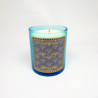 Plume et Musc Candle