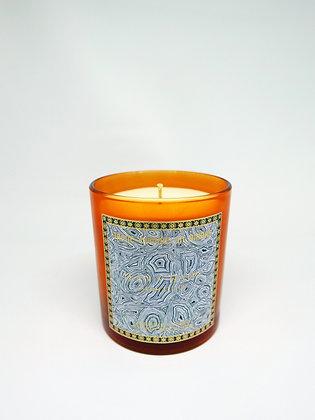 Jaune Comme Un Ambre Candle