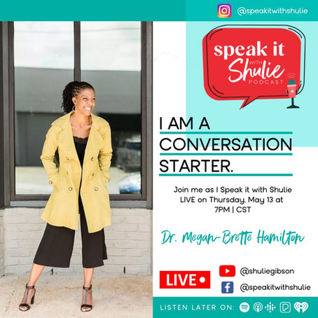 Podcast conversation with Speakit's Shulie Gibson