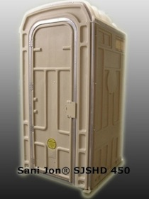 SJHD 450 Heavy Duty Portable Toilet