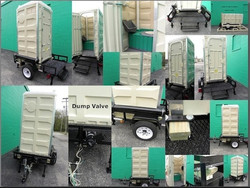 Trailer Mounted Toilets