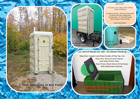 Green John, Toilet, Pottie, Sanitation, Loo, Porta John, Potty