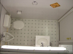 Men's Stall in any Lavatory Building