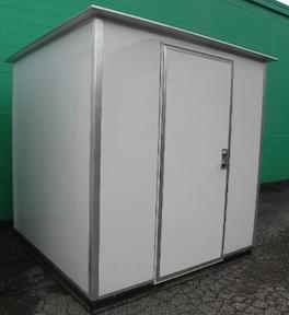 SBADA 7777 - Single Stall Exterior